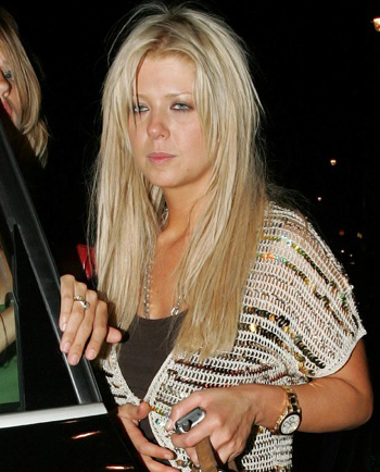Tara Reid has checked into Promises rehab