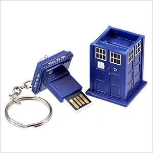TARDIS thumb drive
