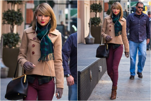 Taylor Swift and celebrity fashion
