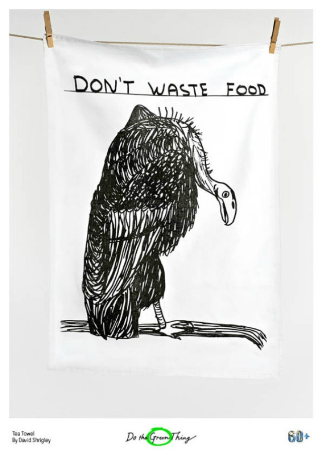 AS Vulture Does for Earth Hour 2015
