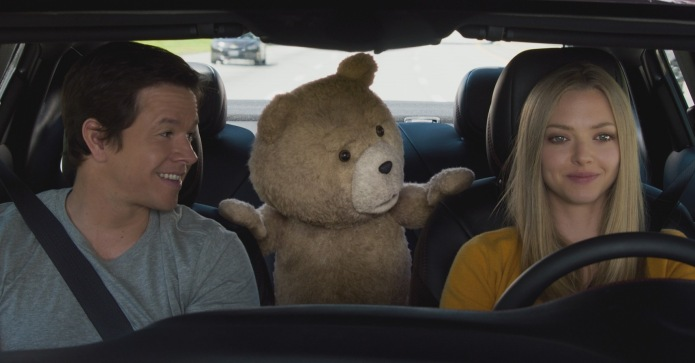 Ted 2's Amanda Seyfried reveals what