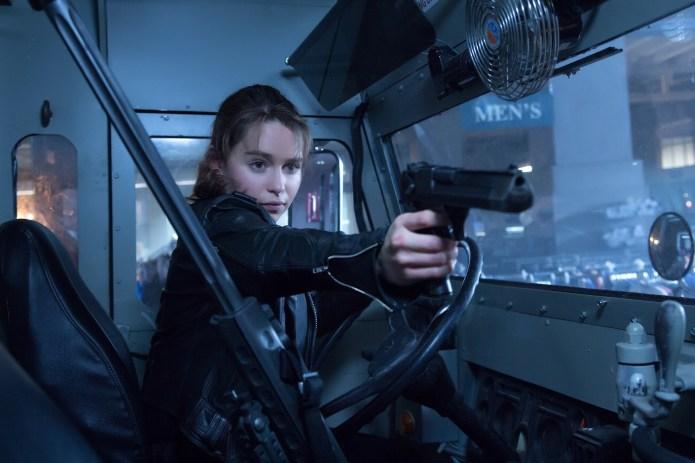 Terminator Genisys: Emilia Clarke talks 'being