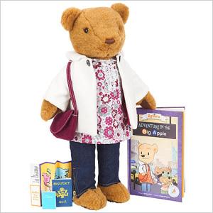 Zylie the Bear