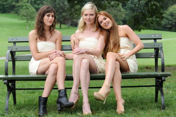 The Bachelorette, Lizzy Caplan, Kirsten Stewart, Isla Fisher