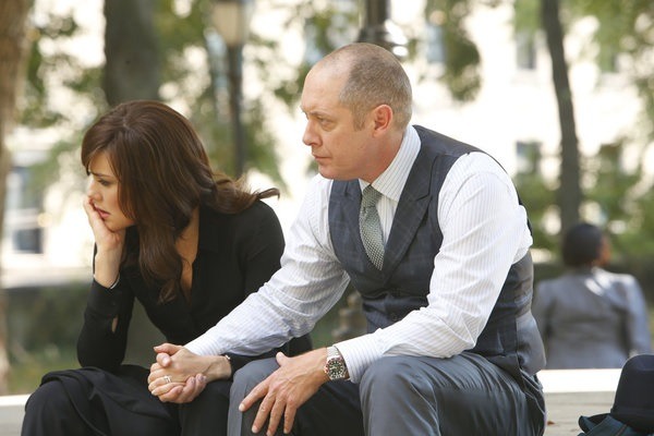 The Blacklist Liz and Red