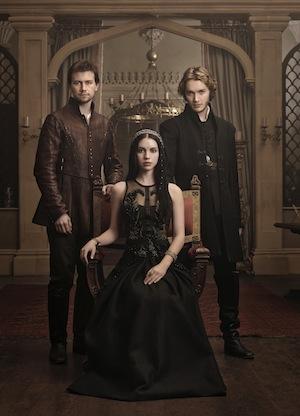 Reign renewed for Season 2