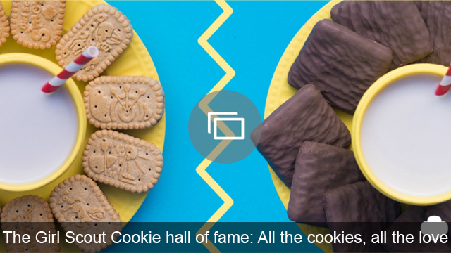 The Girl Scout Cookie hall of fame: All the cookies, all the love