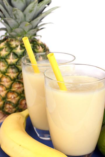 The Happy Banana Smoothie