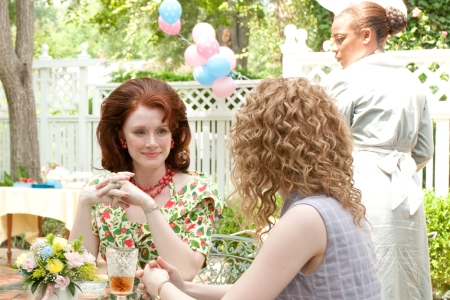 Bryce Dallas Howard goes villainous as Hilly in The Help