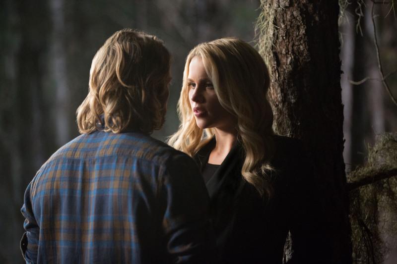 Rebekah meets Oliver in The Originals