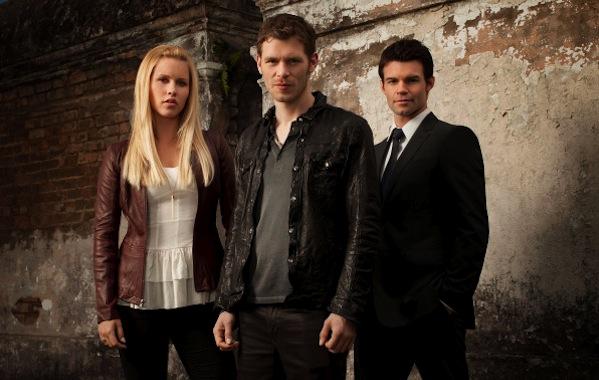 The Originals full series order