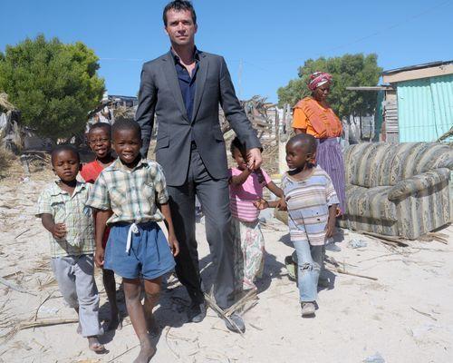 The Philanthropist premieres on NBC