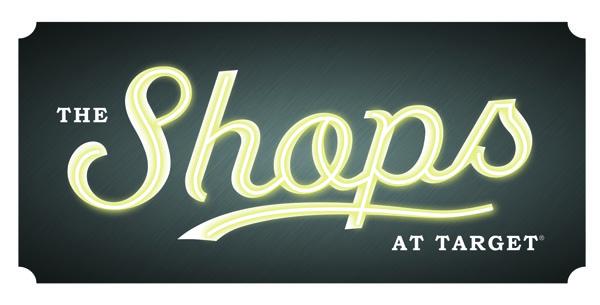 The Shops at Target logo