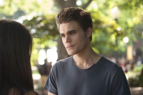 Stefan/Silas in The Vampire Diaries Season 5