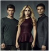 The cast of The Originals