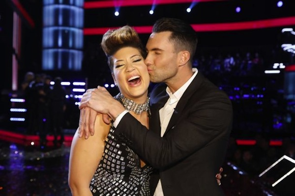 Tessanne Chin wins Season 5 of The Voice