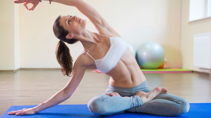 The great big yoga pose guide