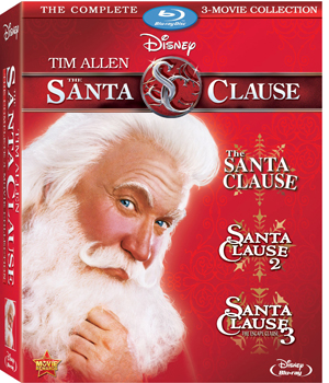 The Santa Clause trilogy