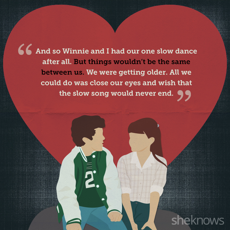 Love Quotes From The Wonder Years And What They Remind Us About