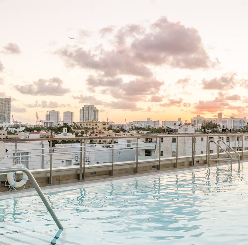 The Betsy Hotel Miami with kids