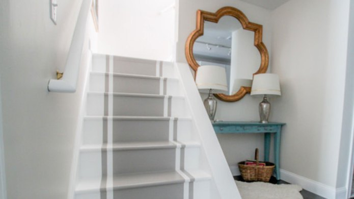5 ways to give your stairway
