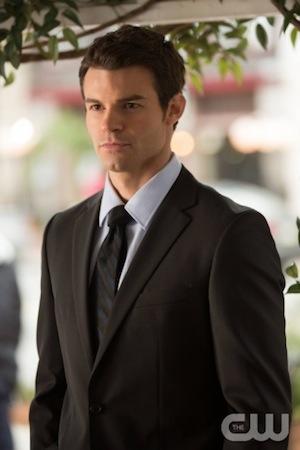 Elijah returns in The Vampire Diaries