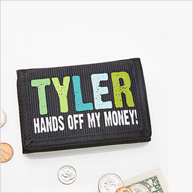 their own wallet