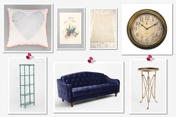 Things-every-girl-needs-for-her-first-apartment_Living room_collage