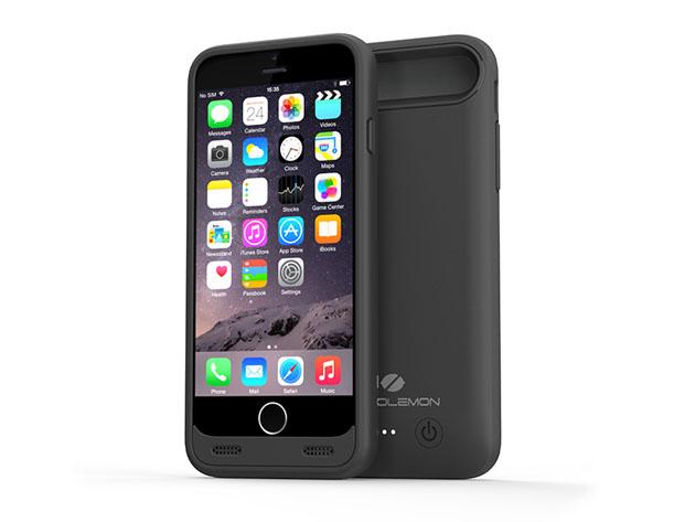 This Extremely Useful ZeroLemon iPhone 7 SlimJuicer 4000mAh Battery Case