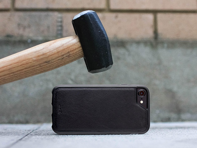 This iPhone Case Strong Enough to Withstand Your Clumsiness