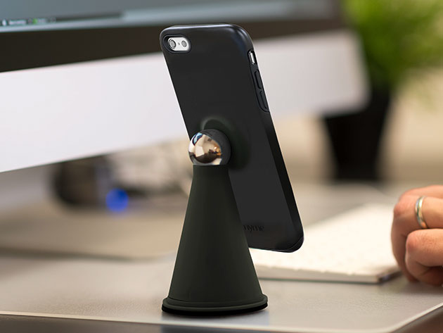 This iPhone Mount You Can Take Literally Anywhere