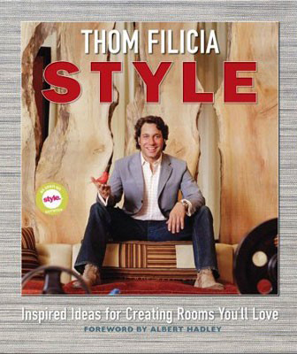 The book on design by Thom Filicia