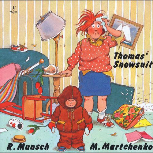 Thomas' Snowsuit cover
