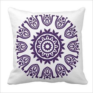 Design Elements 005 Throw Pillow