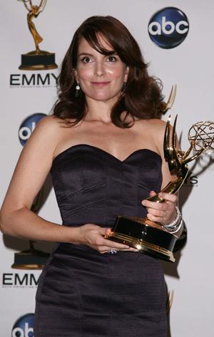 Tina's big night at the Emmys