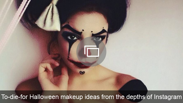 To-die-for Halloween makeup ideas from the depths of Instagram