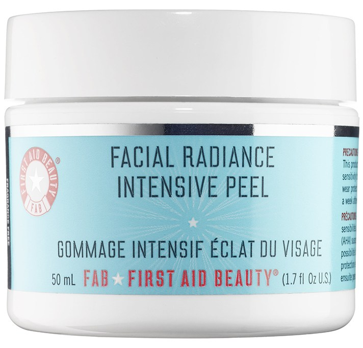 Best At-Home Facials: First Aid Beauty Facial Radiance Intensive Peel