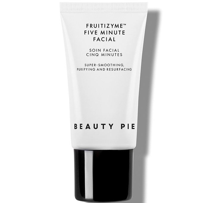 Best At-Home Facials: Beauty Pie Fruitizyme Five Minute Facial