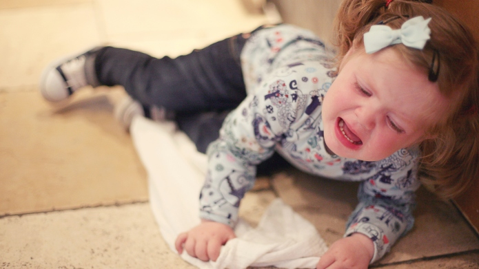 7 Thoughts every parent has during