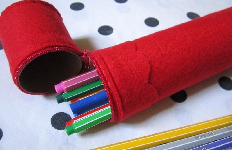 DIY pencil case | Sheknows.com