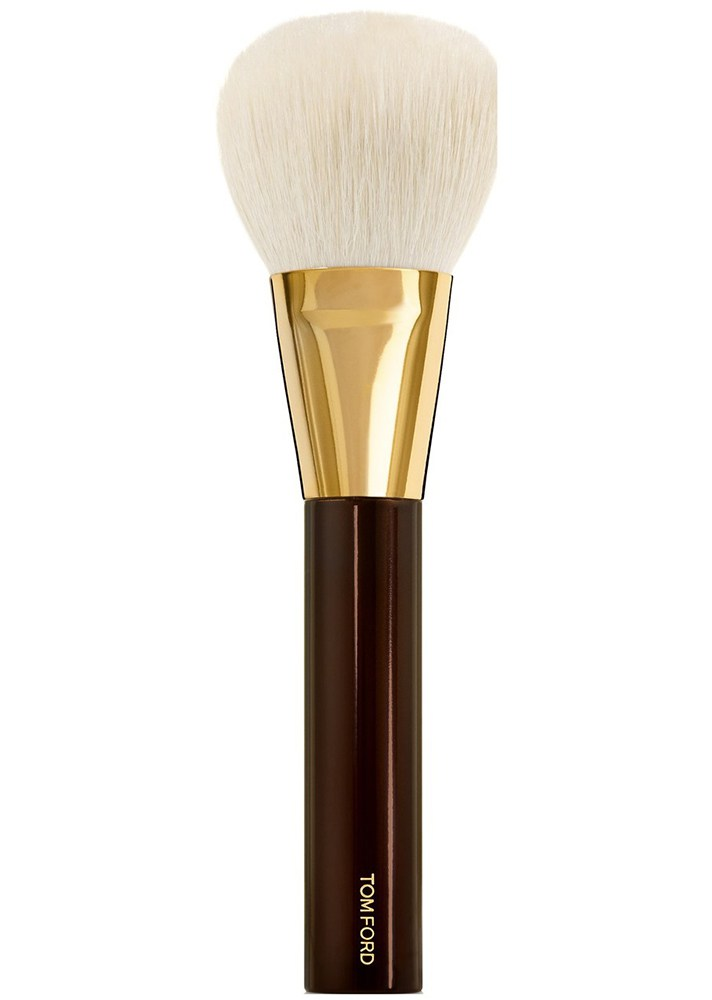 High-End Beauty Products Worth the Splurge: Tom Ford Bronzer Brush | Summer Make up