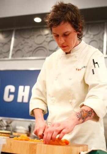 Top Chef Vegas' Ashley