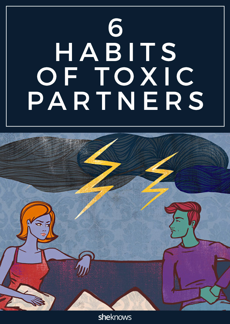Are You in a Toxic Relationship? Look Out for These 6 Signs – SheKnows