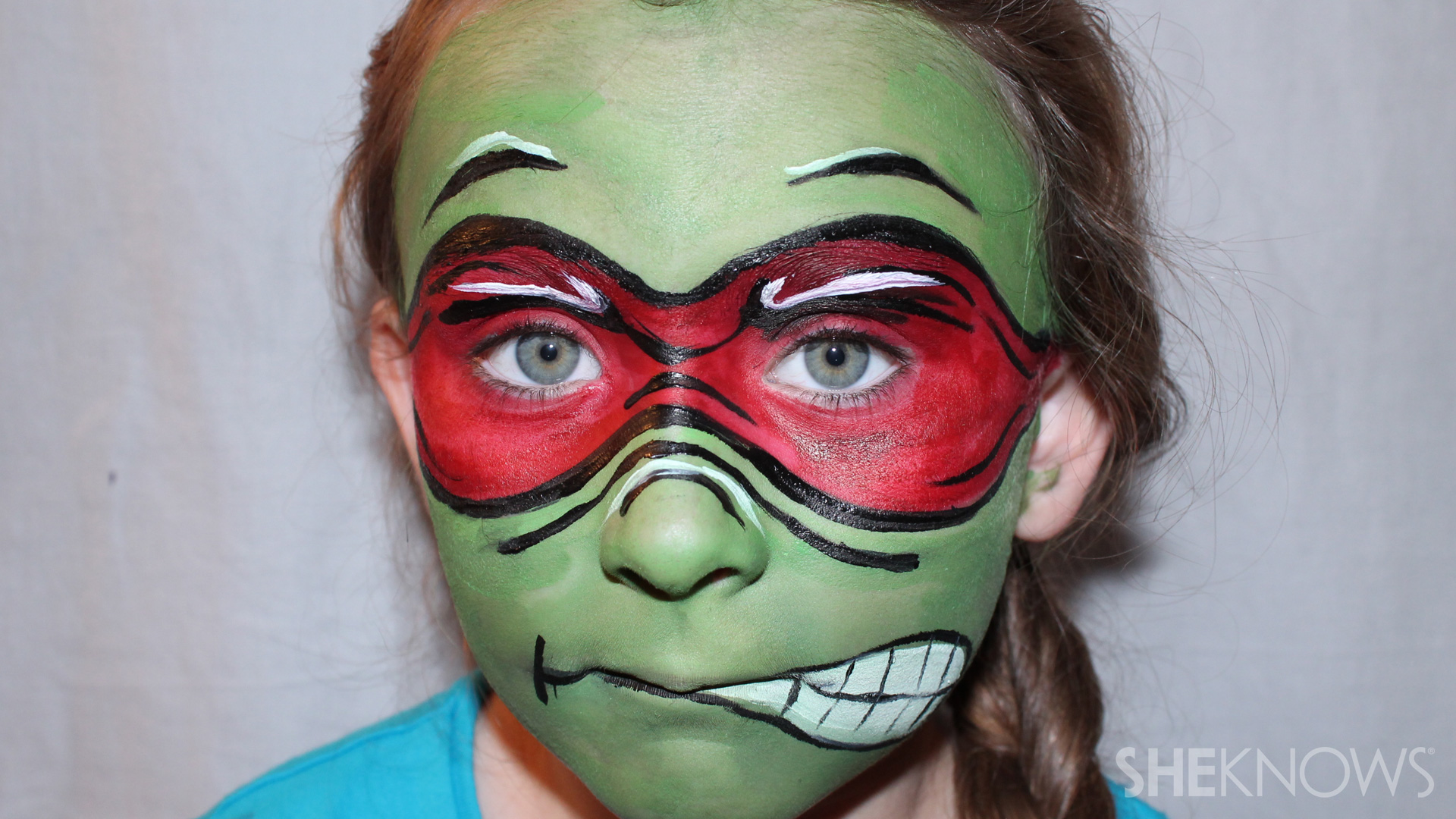 Ninja turtles finished