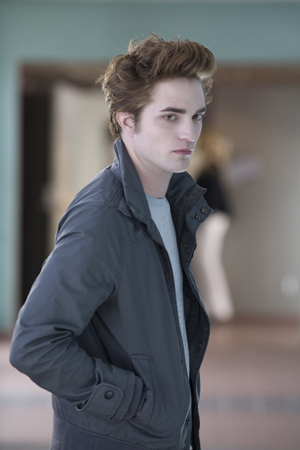Smile Edward! Your movie's coming out soon