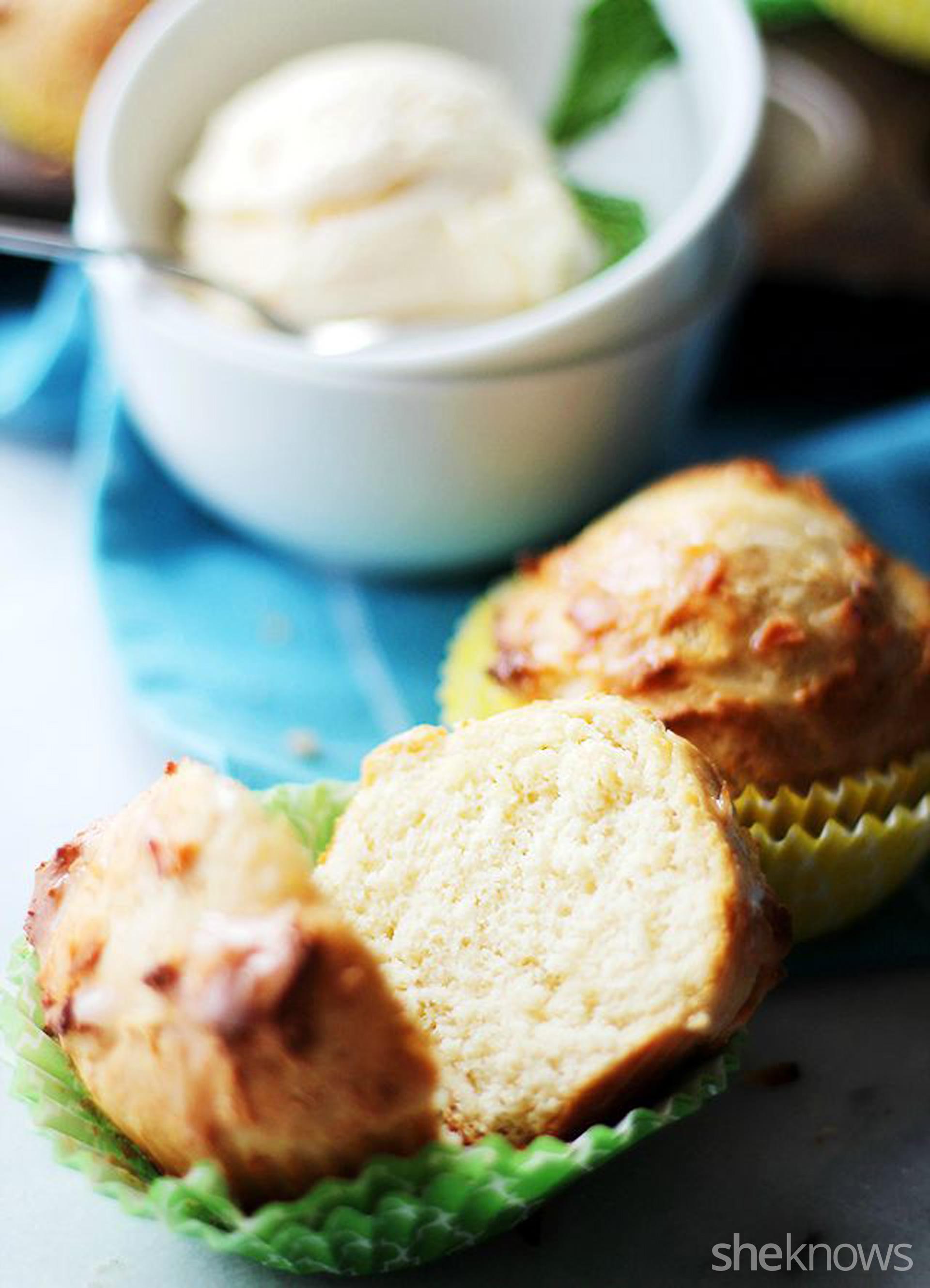 Ie Cream Muffins