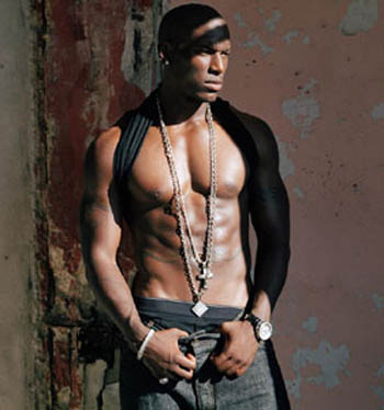 Although often pictured, Tyrese does not consider himself a model