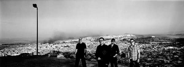 U2 readies to take over the world - again