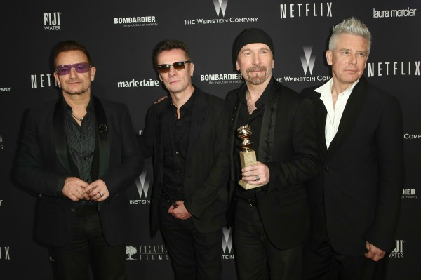 U2blackoutfits