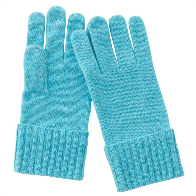 Uniqlo Cashmere Knit Gloves